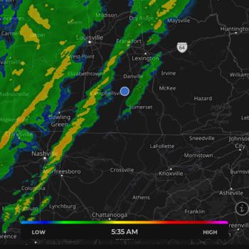 Kentucky WindStorm 2020